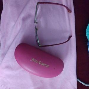 Juicy Couture Accessories - Juicy coture trifocals regular, reading, computer.